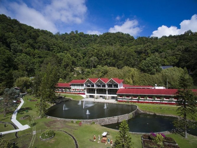 Panoramic view bambito by faranda boutique hotel chiriqui